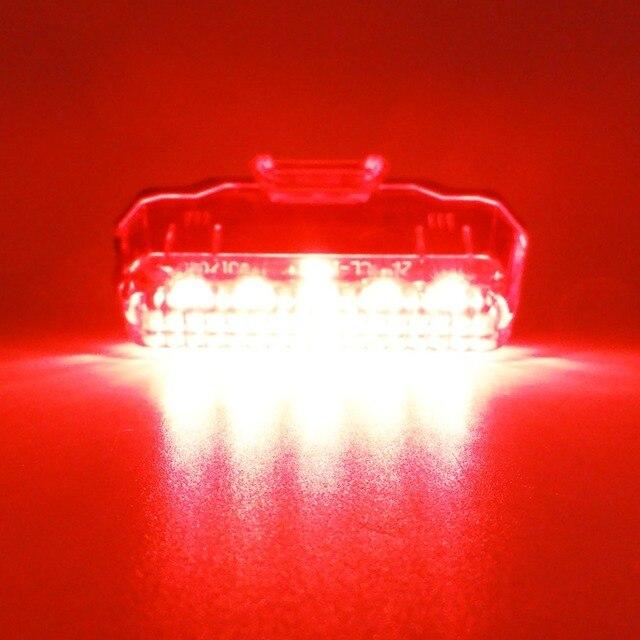 Luz trasera de bicicleta de carretera MTB luces traseras 3 modos impermeables para ciclismo nocturno lámpara LED roja de seguridad TL2171