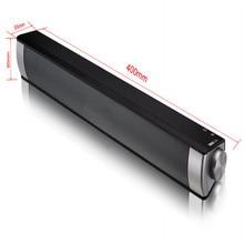 LP08 Sound Blaster Soundbar Bluetooth Speaker LCD TV Wall Mount 3D Sound Home Theater Audio
