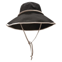 Women Bucket Beach Hat Concise Casual Solid Color Wide Brim UV Protection Folding Hats