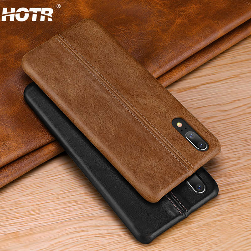 P30 Genuine Leather Case For Huawei P30 Pro Real Leather Back Case For Huawei P20 Mate 9 10 Pro 20 Lite RS Mate 20X 5G Cover