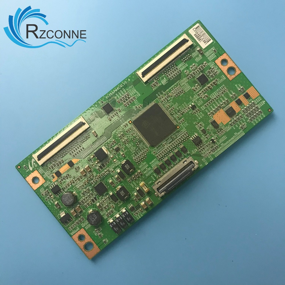 Logic Board Card Supply For Samsung S120APM4C4LV0.4 UA40C6200UF UA46C6900VF T-Con Board LTF460HJ03 LA55C650L1F LTF550HJ03