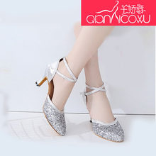 749a439f5f Golden Glitter Heels Promotion-Shop for Promotional Golden Glitter ...