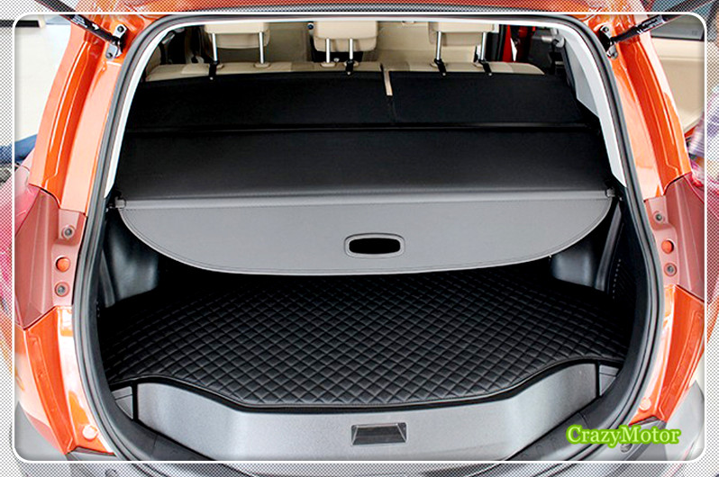 Car Rear Trunk Luggage Cargo Cover Parcel Shelf For RAV4 2013 2014 2015 2016 2017 Auto accessories car styling все цены
