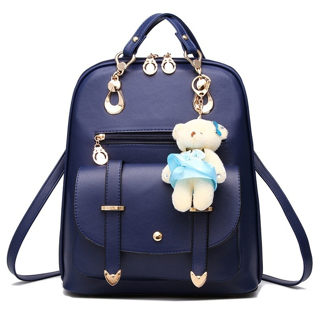 Cute College Students Shoulder Bag For Girls Preppy Style School ...