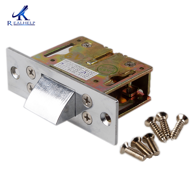 1000KG Holding Force Lock Tongue Mechanical Lock Electric Strike Gate Latch Conceal Mounted Installation