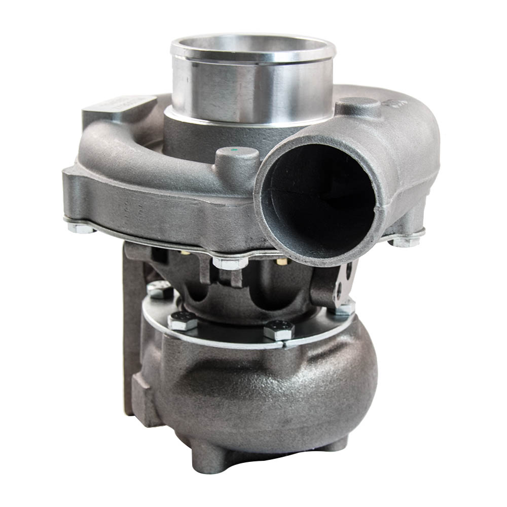 T3/T4 T04E STAGEIII TURBO +OIL FEED+OIL RETURN FOR CIVIC CRX 88 D16 D16 Y7 D16Y FOR FORD DODGE TURBOCHARGER TURBO 1998 1999 - 4