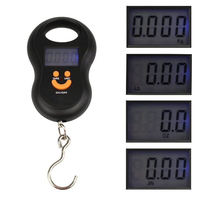 Digital Scale for Fishing