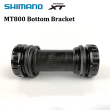 Shimano XT MT800 Bottom Brackets MTB 68/73mm Mountain Bike SM BB Hollowtech II Bracket Cups BSA