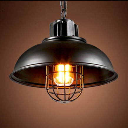 New American industrial loft vintage pendant lights black white iron edison glass retro loft vintage pendant lights lamp modern t shirt led wall lamp mounted light bedroom bedside sconce acrylic lampshade white painting indoor home lighting