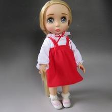 Doll accessories Princess dress and socks for 40cm-43cm tlida dolls and Baby Born zapf Anna Elsa doll