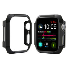 Compatible with Apple Watch 4th generation PC watch case shock absorber anti-fall for Iwatch series 44/40mm цена и фото