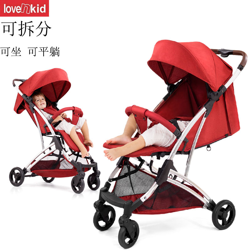 Twin Baby Stroller Stroller Can Sit Reclining Lightweight Folding Childrens Trolley Dragon And Phoenix Detachable Double CarTwin Baby Stroller Stroller Can Sit Reclining Lightweight Folding Childrens Trolley Dragon And Phoenix Detachable Double Car