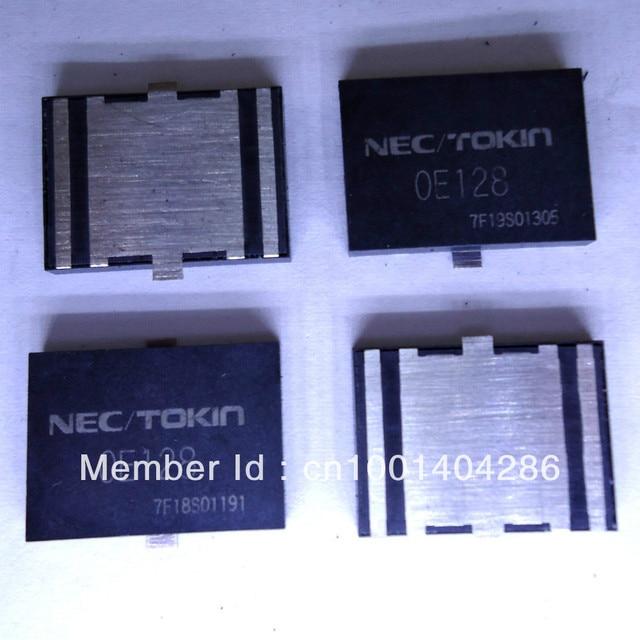 10pcs OE128 0E128  TOKIN Farah capacitor solve a common problem power failure for TOSHIBA laptop,notebook
