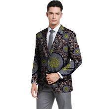 bd571c6696ffd Custom made african blazer men african brightl wax print man s africa  outfit dashiki suit tailor made blazers africa clothing