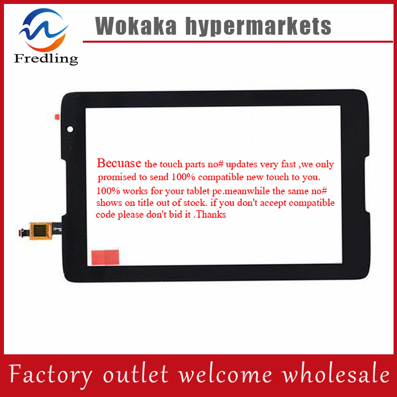 Black 8inch Touchscreen for For tablet A8-50 A5500 Tablet Touch Screen Panel Digitizer Glass Ref: AP080202 208011100009 tablet touch panel 8 inch for lenovo a8 50 a5500 touch screen digitizer front glass with flex cable assembly 100% new