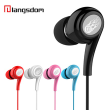 hot deal buy colorful sport earphone 3.5mm stereo bass in ear headphone surround sound earbuds with microphone for mobile phones for computer