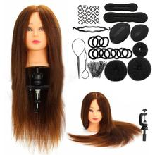 Beauty Girl Hot Fashion Hairdressing Training Model Practice Head + Braid Sets Oct 28