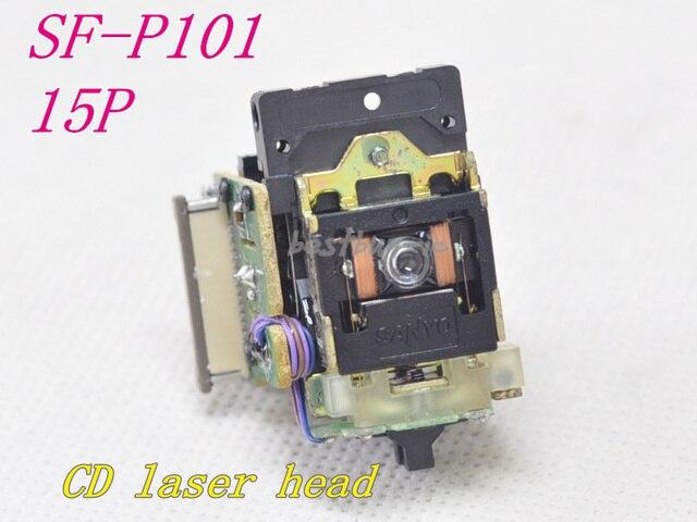SF-P101 / SF-101 / SF-P101(15PIN) Optical pickup SFP101/SFP-101 for CD / VCD player laser lens