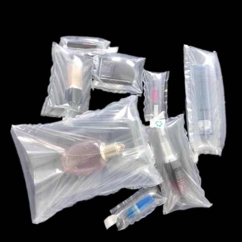 Lipstik Perhiasan Botol Kaca Inflatable Bubble Bag Vacuum Double Layer Anti-Perlindungan Tekanan Jatuh Kosmetik Jade Buah