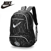 NIKE Canvas Backpack Large Capacity Breathable Gym Bag School