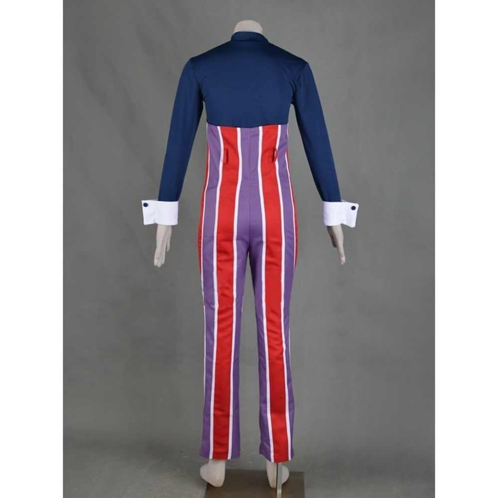 Lazy Town Stephanie Dress Cosplay Costume Custom Made