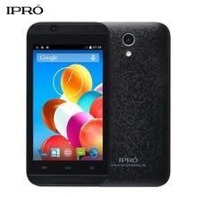 Оригинальный ipro волна 4.0 512 МБ + 4 ГБ мобильного телефона MTK6572 Android 4.4.2 смартфон Dual Core 3 г мобильных телефонов для детей старейшины с подарком