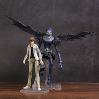 Death Note Yagami Light / Ryuk Figutto figma PVC Action Figure Collectible Model Toy
