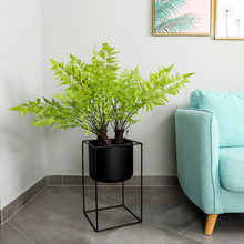 Nordic jue leaf plant wall flowers green plants hanging outdoor artificial home decoration