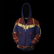 Avengers 4 Endgame Cosplay Quantum Realm Costumes Men Hoodies Sweatshirts Marvel Hooded Fashion Hoody Jacket