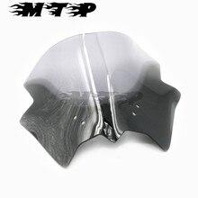 Мотоцикл Мотоцикл Лобовое стекло Щит Ветрового Стекла Для KTM DUKE 125 200 390 Бесплатная Доставка