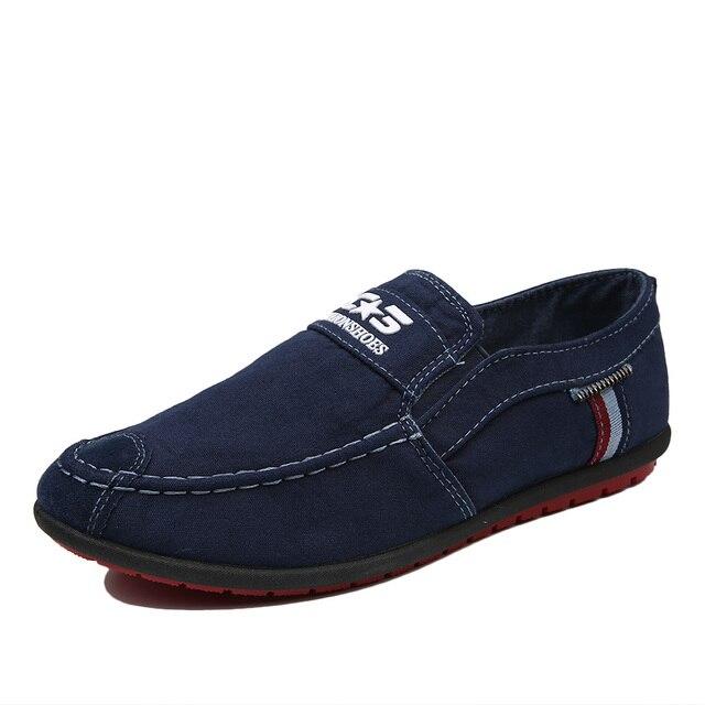 Nouvelle arrivée Mode d'été Mocassins Chaussures plates hommes YQADrXUc