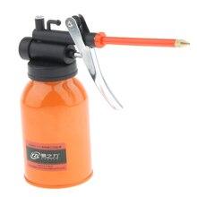250 мл стальной ручной насос высокого давления масленка масло горшок спрей банка для смазок