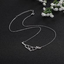 My Shape unisex animal pattern decorative stainless steel jewelry necklaces pendants  chain necklace
