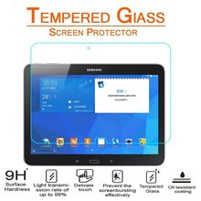 цены на 9H Premium 0.3mm Explosion-Proof Toughened Tempered Glass For Samsung Galaxy Tab 4 10.1 T530 T531 T535 Film Screen Protector  в интернет-магазинах