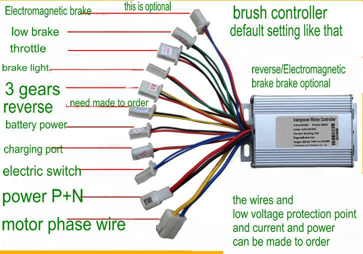 brush controller Y1