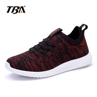2019 Men's Summer Light Wearing Running Shoes For Men Breathable Walking Shoes Student Black Man Outdoor Jogging Soft Sneakers