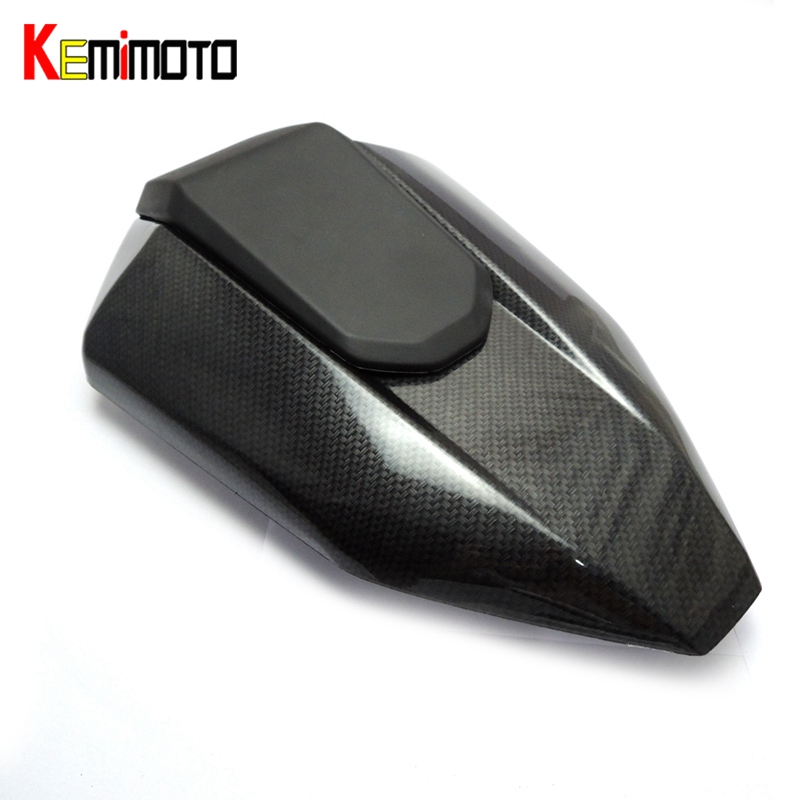 KEMiMOTO For Yamaha MT07 FZ07 Rear Seat Cover Cowl Painted ABS Plastic for YAMAHA MT 07 FZ 07 2014 2015 2016 kemimoto rear fender cover mt07 fz07 abs