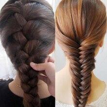 4pcs/set Magic Hair Braiding Twist Curler Set Hairpin Holdin