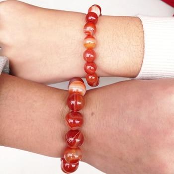 Bracelet Agate De Feu