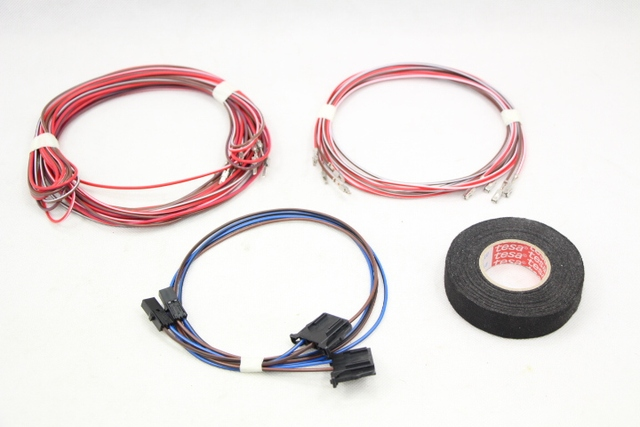 OEM VW Rear Door Stereo Speaker Upgrade Cable/Harness/Wire For VW ...