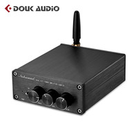 Nobsound Mini TPA3116 Digital Audio Amplifier HiFi Bluetooth 4.2 Class D Stereo Power Amp 100W*2