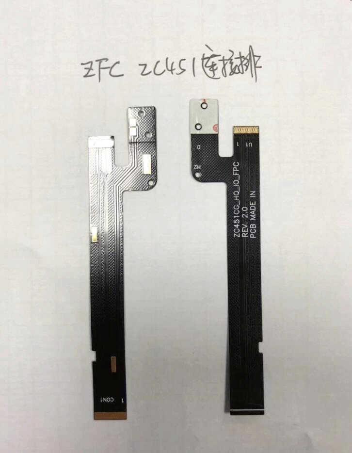 لآسوس zenfone c ZC451CG Z007 mainboard lcd فليكس استبدال