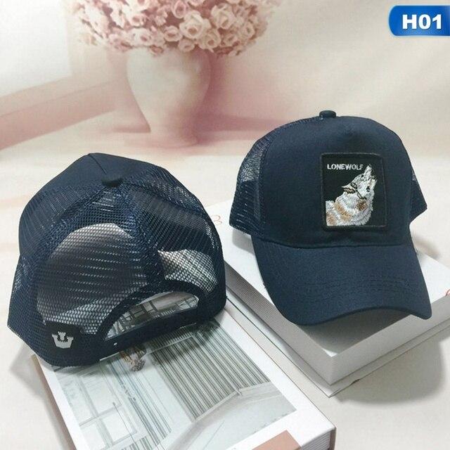 e803befda3e98 2018 Fashion Cock Baseball Cap Men Women Caps Breathable Mesh Hip Hop Hats  Unisex Casual Eat