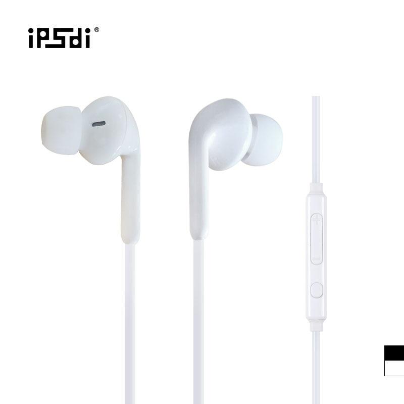 Ipsdi HF212 Super bass earphones In-Ear Mobile Computer MP3 Universal - Audio y video portátil - foto 2