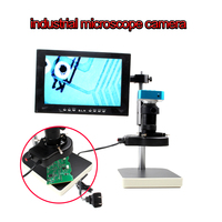 Pixels U500X Digital Microscope Camera Microscopio Magnifier Electronic Stereo card remote control video recording
