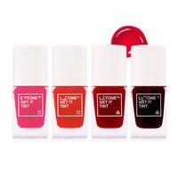 ZANABILI Original Lip tone Get It Tint 6 Color Liquid Gloss Lip Tint Waterproof Makeup Lip Stain Lipstick Korea Cosmetics 1pcs