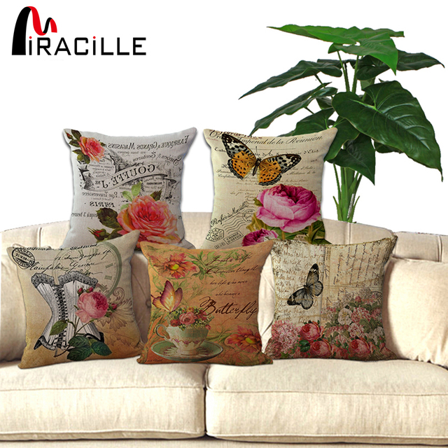 "Aliexpress Buy 18"" Square Decorative sofa throw pillows"