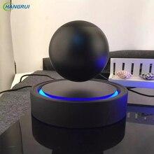Hangrui магнитной левитации плавающей Bluetooth Динамик 360 градусов переносной Беспроводной Колонки NFC плеера с USB зарядки