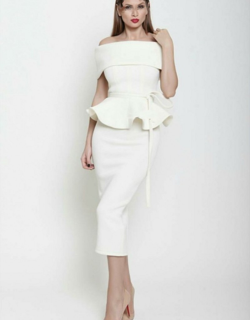 Popular White Formal Evening Gowns-Buy Cheap White Formal Evening ...