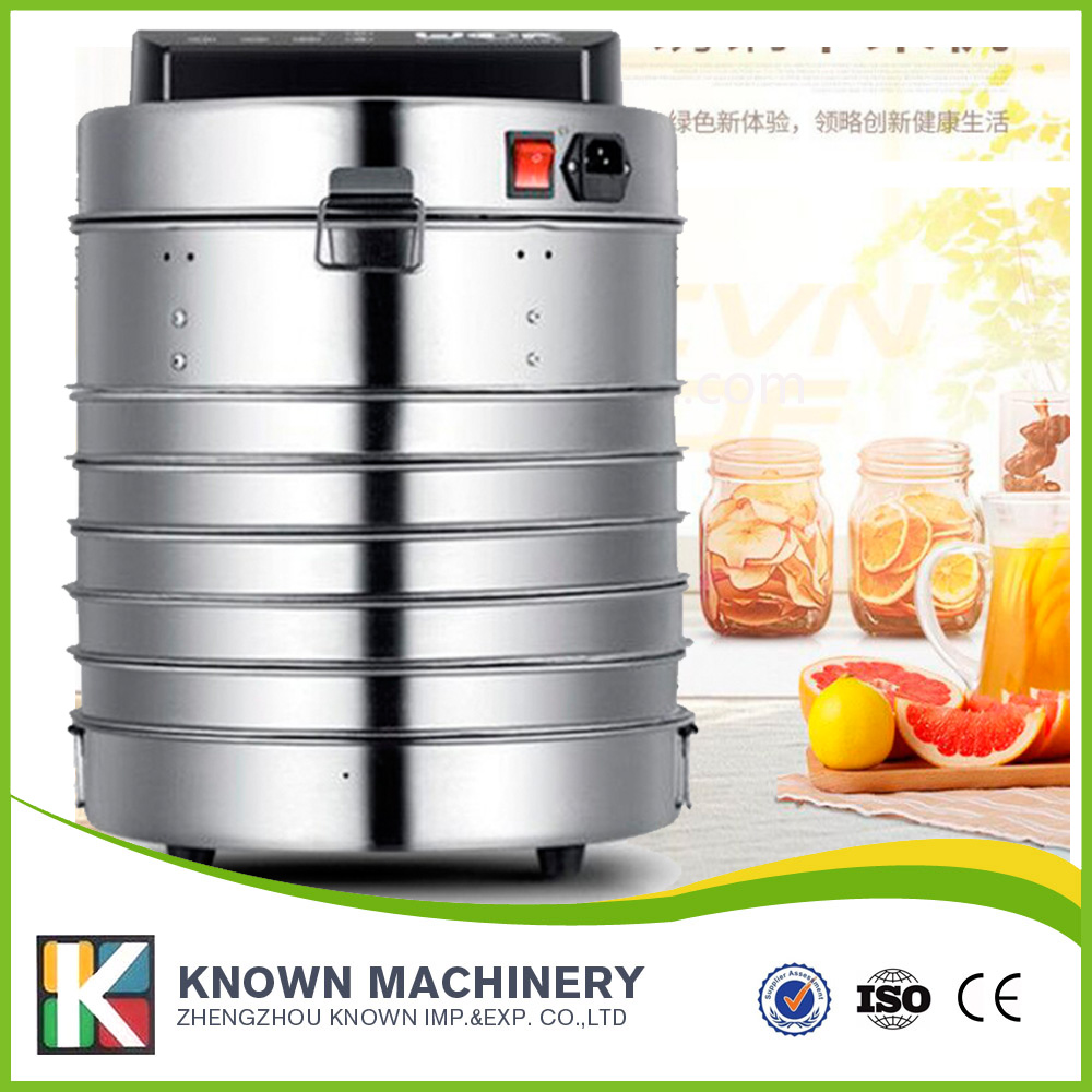 Smart Food Dehydrator Transparent Food Dryer Digital Automatic 5 Layers Fruits Vegetable Dryer Food Processor wavelets processor